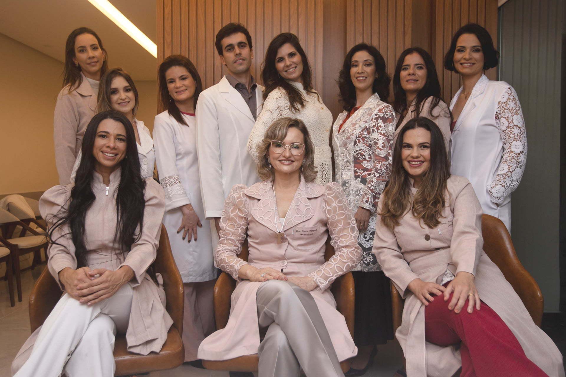 Equipe da Maísa Pamponet